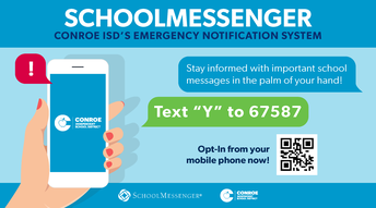 School Messenger SMS Opt-In