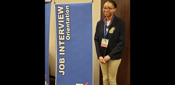 LaGrange High Student Places at FBLA Competition