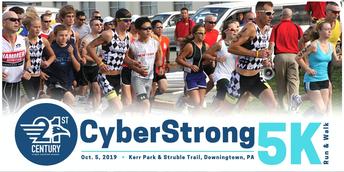 Cyber Strong 5K Run/Walk