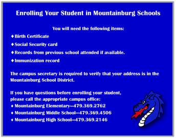 Enrolling Your Student in MPS