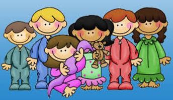 February 15 - Pajama Day