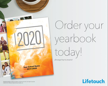 Yearbooks on Sale ~ Online Ordering Extended