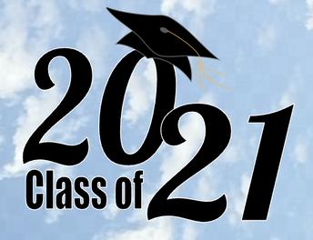 HTSD Class of 2021 Graduation Information