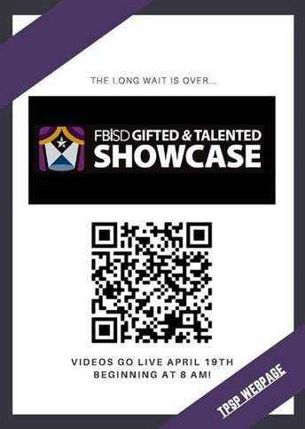 Gifted & Talented Showcase