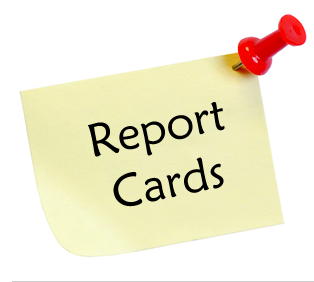 Report Cards Friday April 17th