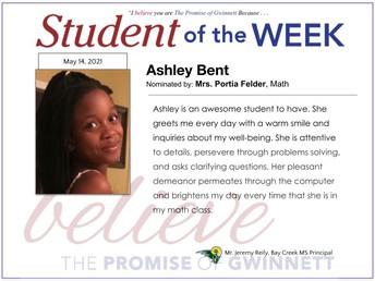 Ashley Bent