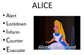 ALICE Drill