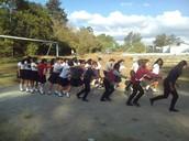 "My Students ""Romulo Gallegos School"""
