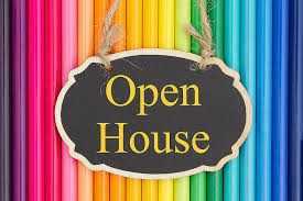 Save the Date - Elementary Open House