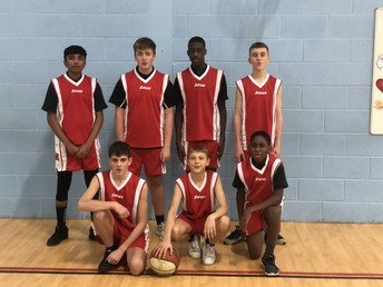 Year 9 Basketball