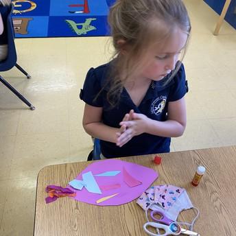 making a school of fish