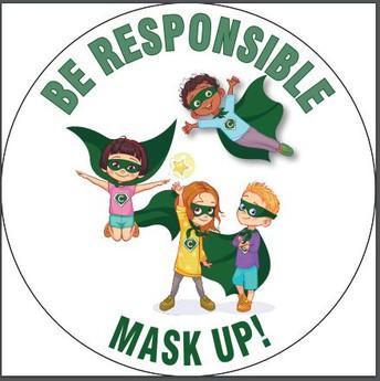 Mask Up Catena!