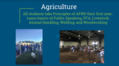 Agriculture Pathways