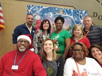 2018 CNP Christmas Luncheon