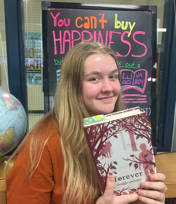 Book Talk with Student Aide: Julie Kizer