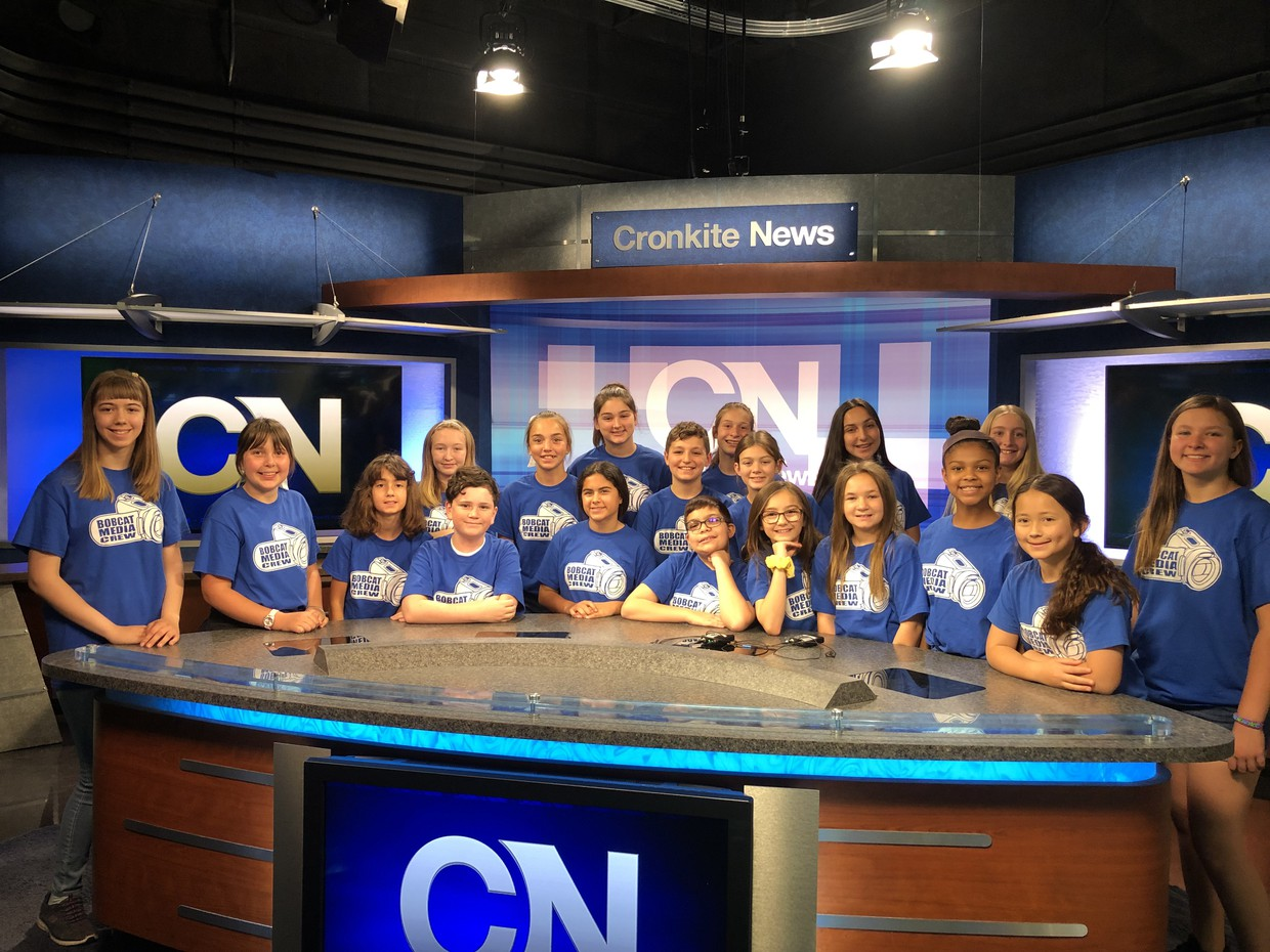 Basha Media Club at Cronkite News