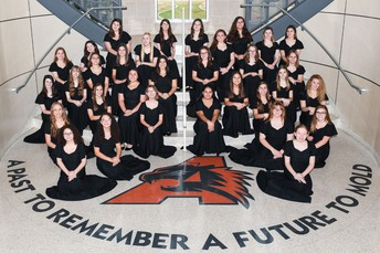 Aledo High School Treble Choir Earns National Honor