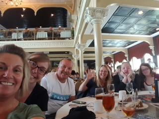 General Jackson Riverboat Dinner Cruise