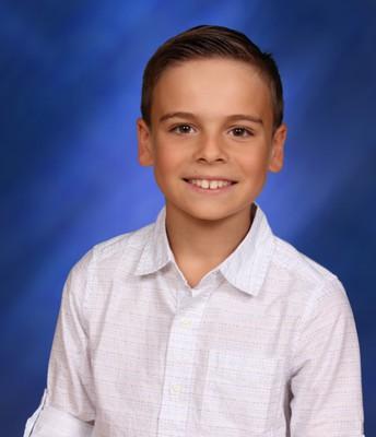 Fourth Grade - Nicholas