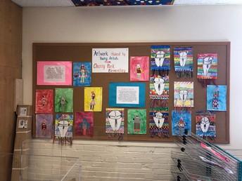 CP Art at Sullivan