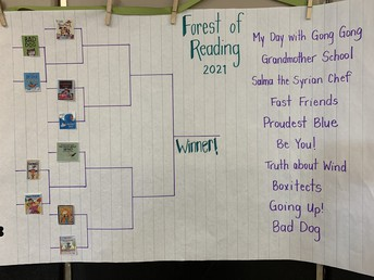 Forest of Reading:  English titles