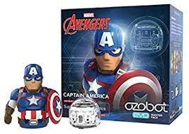 Ozobot Evo Captain America Version