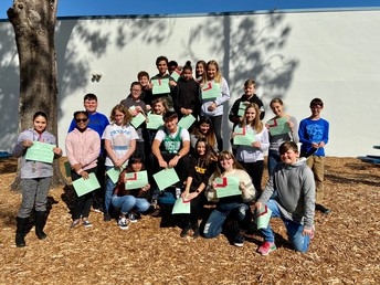 Year 3 Open-minded Students of the Month