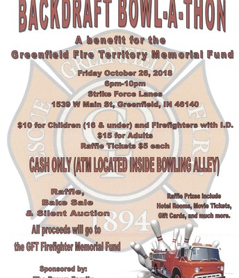 Backdraft Bowl-A-Thon Details