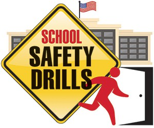 Safety is Top Priority at Justin Elementary!