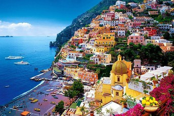 Coast to Coast: from Palermo to Naples & the Amalfi Coast by boat, bus, and on foot!