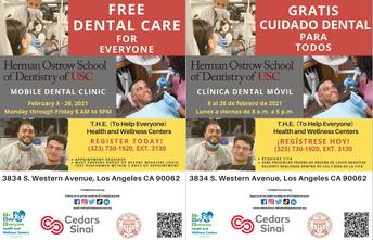 Free Dental Care!