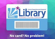 Partnering With CRRL - Our Outstanding Local Public Library