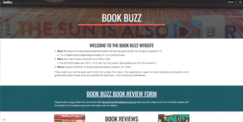 Book Buzz with Britt Buckenroth