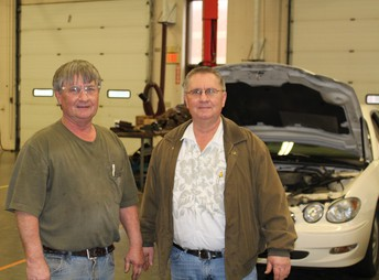 THREE THINGS RON AND DON SCHAEFER WANT YOU TO KNOW ABOUT AUTO TECH: