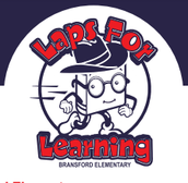 Laps for Learning  CELEBRATIONS!