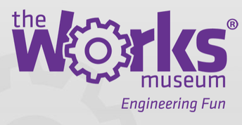 the works museum logo