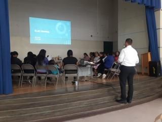 1st ELAC meeting