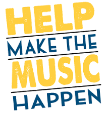 Seeking Volunteers in the Music Room