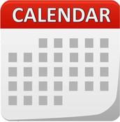 Notable Calendar Dates