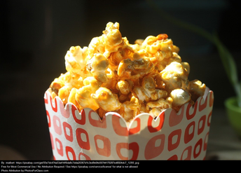 April 6th - National Caramel Popcorn Day