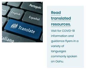 Read Translated Resources