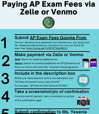 AP Exam Info!