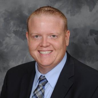 Michael Arnold, 6th grade Assistant Principal