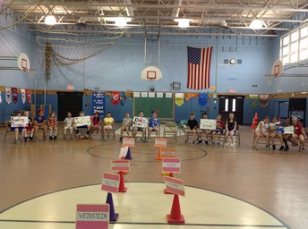 Battle of the Books @ #3