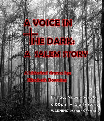 A Voice In The Dark: A Salem Story