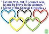 Special Olympics Awareness Day