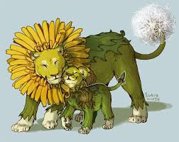 Dandy Lions.....