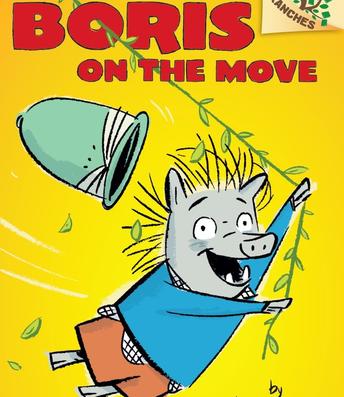 Boris on the Move by Andrew Joyner