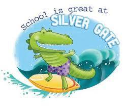 Every Monday is School Spirit Wear!!!