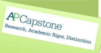 What is AP Capstone